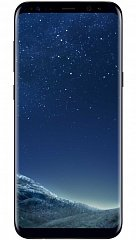 Samsung Galaxy S8 Black Brilliant 64 GB