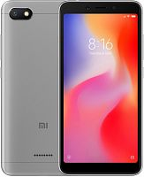 Xiaomi Redmi 6A 16 GB Gray