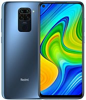 Xiaomi Redmi Note 9 Midnight Grey 128 Gb