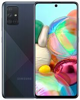 Samsung Galaxy A71 Black 128 Gb